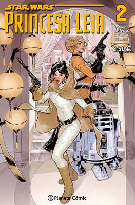 Star Wars: Princesa Leia (2015) (Grapa 32 pp) #2
