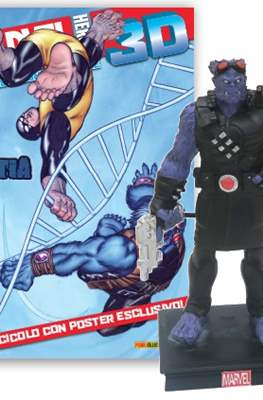 Marvel Héroes 3D - Colección Oficial (Grapa) #29