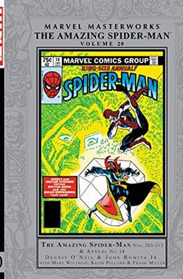 Marvel Masterworks: The Amazing Spider-Man (Hardcover) #20