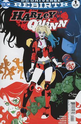 Harley Quinn Vol. 3 (2016-) (Comic book) #1