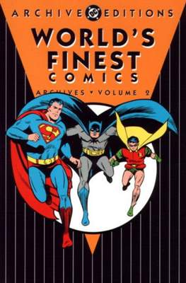DC Archive Editions. World's Finest Comics (Hardcover 208-224 pp) #2