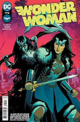 Wonder Woman Vol. 1 (1942-1986; 2020-) #772