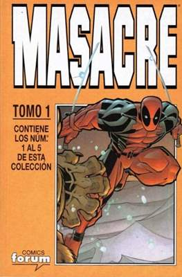 Masacre Vol. 3 #1