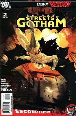 Batman: Streets of Gotham (2009-2011 Saddle-stitched) #2