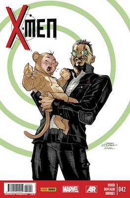 X-Men Vol. 4 / X-Men presenta (2011-2016) (Grapa 24 pp) #42