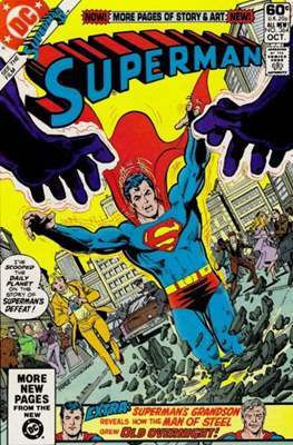 Superman Vol. 1 / Adventures of Superman Vol. 1 (1939-2011) (Comic Book) #364