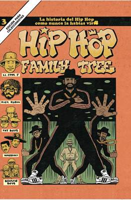 Hip Hop Family Tree (Rústica 112 pp) #3