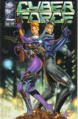 Cyberforce Vol. 1 (1994-1996) #10