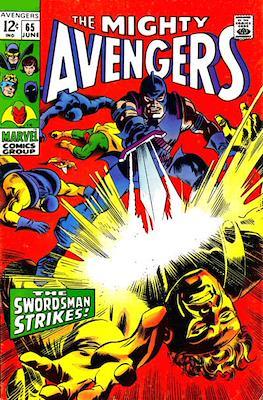 The Avengers Vol. 1 (1963-1996) (Comic Book) #65