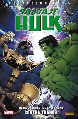 Salvaje Hulk. Colección 100% #2