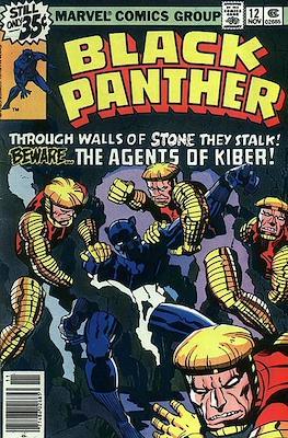 Black Panther (1977-1979) (Comic Book) #12