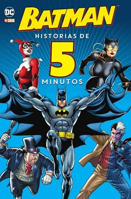 Batman: Historias de 5 minutos