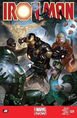 Iron Man (Vol. 5 2012-2014) (Comic Book) #28