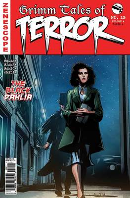 Grimm Tales of Terror Vol. 4 (Comic Book) #13