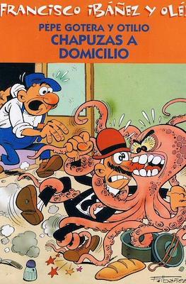Francisco Ibáñez y olé! (Grapa, 32-48 páginas (2001)) #3