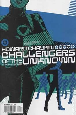 Challengers of the Unknown Vol. 4 (2004) (Comic Book) #4