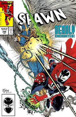 Spawn (Comic Book) #298