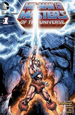 He-Man and the Masters of the Universe Vol.1 (Comic Book) #1