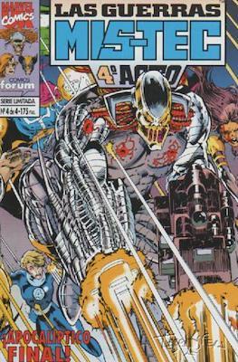 Las guerras Mis-Tec (1994) (Grapa. 17x26. 24 páginas. Color.) #4