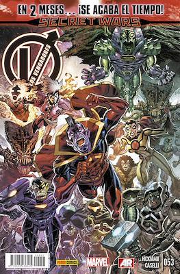 Los Vengadores Vol. 4 (2011-) (Grapa) #53