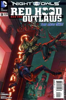 Red Hood and the Outlaws (2011-) New 52 (Comic-Book) #9