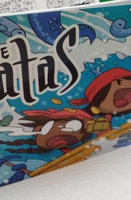 Una de Piratas (Rústica 20 pp) #