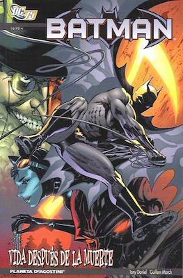Batman. Vida después de la muerte
