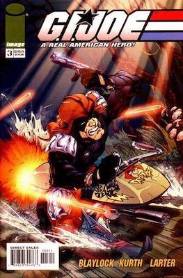 G.I.Joe: A Real American Hero (Comic-book. 24 pp) #3