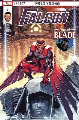 Falcon (Vol. 2 2017- ) (Grapa) #7