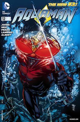 Aquaman Vol. 7 (2011-2016) (Comic-book) #12