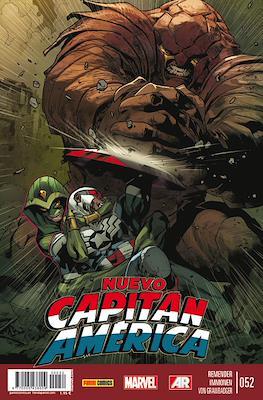 Capitán América Vol. 8 (2011-) (Grapa) #52