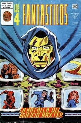 Los 4 Fantásticos Vol. 3 (1977-1980) (Grapa 44 pp) #22