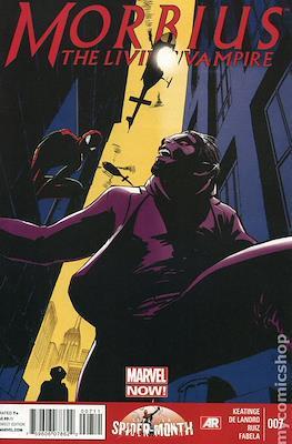 Morbius: The Living Vampire (Vol. 2 2013) (Comic Book) #7