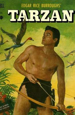 Tarzan (Comic-book) #26
