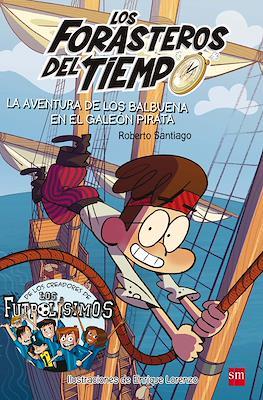 Los Forasteros del Tiempo (Rústica, 232 pp) #4