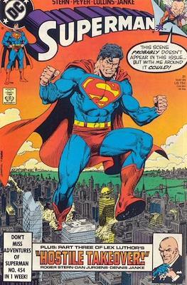 Superman Vol. 2 (1987-2006) (Comic Book) #31