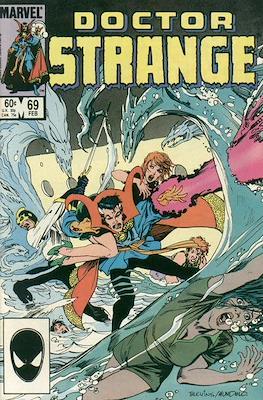 Doctor Strange Vol. 2 (1974-1987) (Comic Book) #69