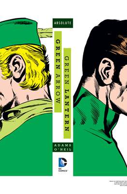 Absolute Green Lantern / Green Arrow
