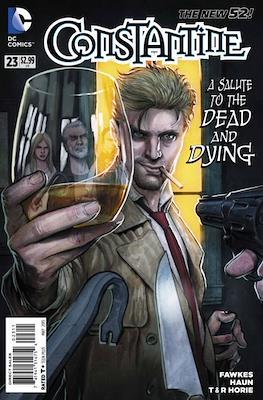 Constantine (2013-2015) (Comic-book) #23