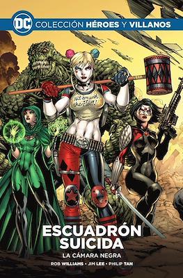 Colección Héroes y Villanos #3