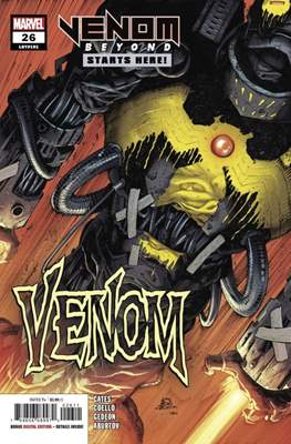 Venom Vol. 4 (2018) (Comic Book) #26