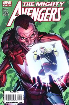 The Mighty Avengers Vol. 1 (2007-2010) (Comic-book) #33
