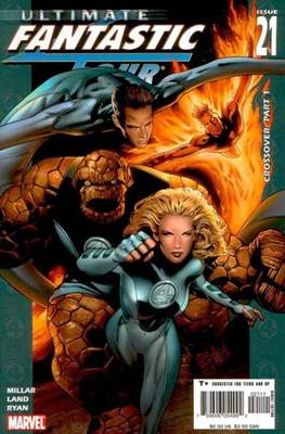Ultimate Fantastic Four (Comic-Book) #21