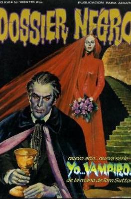 Dossier Negro (Rústica y grapa [1968 - 1988]) #183