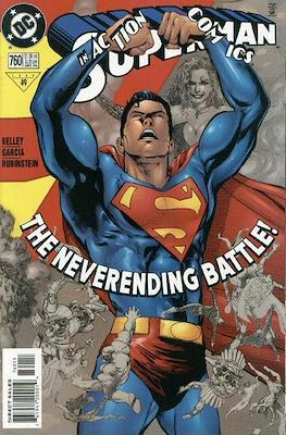 Action Comics Vol. 1 (1938-2011; 2016-) (Comic Book) #760