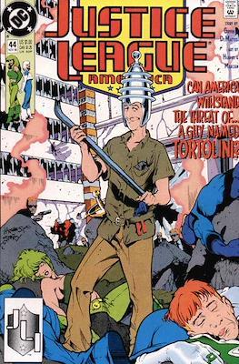 Justice League / Justice League International / Justice League America (1987-1996) (Comic-Book) #44