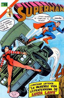 Supermán (Grapa) #1005