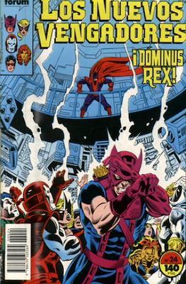 Los Nuevos Vengadores Vol. 1 (1987-1994) (Grapa 32 pp) #24