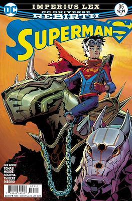 Superman Vol. 4 (2016-2018) #35
