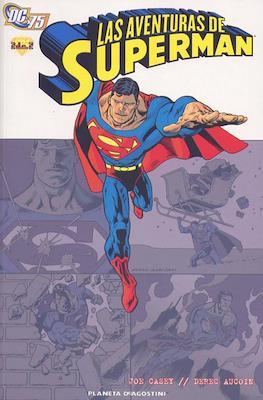 Las aventuras de Superman de Joe Casey #2
